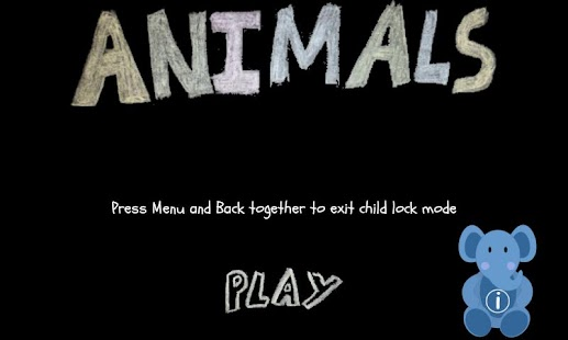 Toddler Animal Sounds Pro- screenshot thumbnail