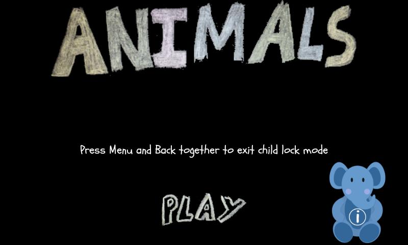 Toddler Animal Sounds Pro- screenshot