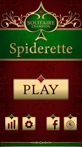 Spiderette Champion HD 紙牌 App-愛順發玩APP