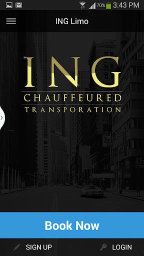 【免費交通運輸App】ING Limo-APP點子
