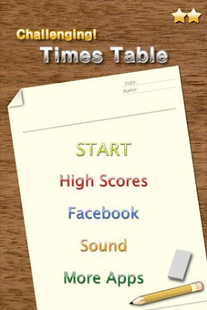 Challenging Timestable 2.0 screenshot 636181