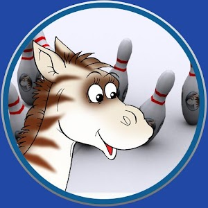 Horse bowling for kids for PC and MAC