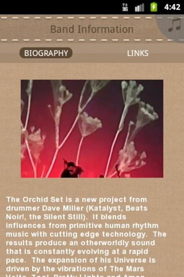 The Orchid Set - screenshot