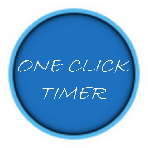 One Click Timer & Stopwatch 工具 App LOGO-APP試玩