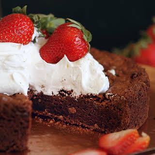 Decadent Homemade Brownies.