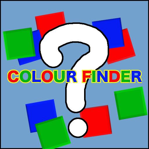 Colour Finder 解謎 App LOGO-APP試玩