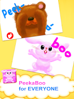 Screenshot of Peeka Boo for Baby and Mommy