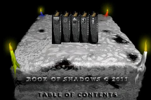 The Book of Shadows- screenshot