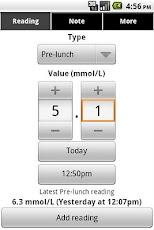 Glucool Diabetes Premium