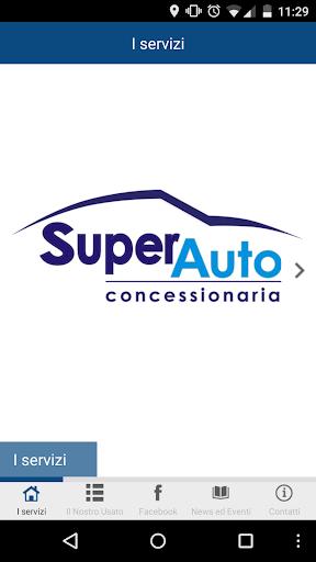 Superauto concessionaria