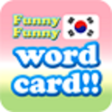 WordCard_Korean Education logo