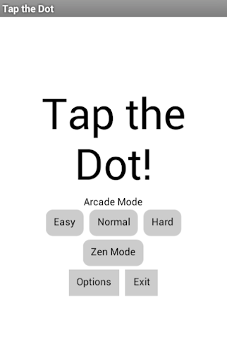 Tap the Dot