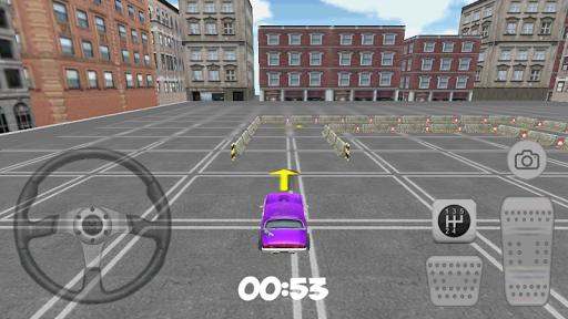 3D City Car Parking
