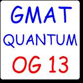 GMAT Quantum OG 13
