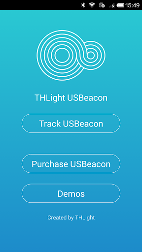 USBeacon Demo