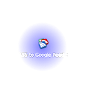 RSS to Google Reader logo