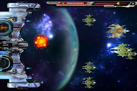 BorderWar Galactic Warfare - screenshot thumbnail