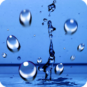 3D Water-drop Live icon