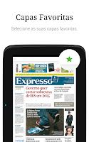 Screenshot of SAPO Jornais