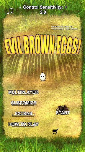 Evil Brown Eggs
