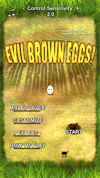 Evil Brown Eggs