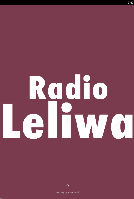 Radio Leliwa Poland- screenshot