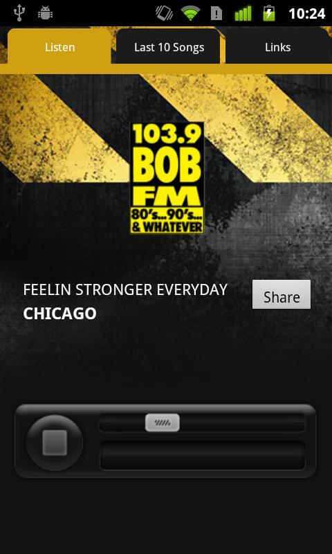 BOB-FM 80's, 90's, Whatever!- screenshot