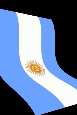 Argentina Bandera e Himno