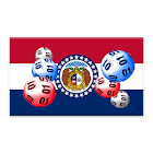 Missouri winning numbers icon