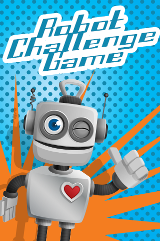 Robot Challenge Game