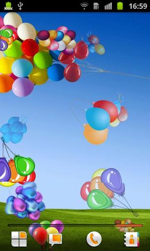 气球 动态壁纸