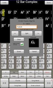 ChordPad - Android Chord Book- screenshot thumbnail