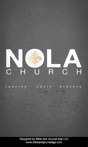 【免費生活App】NOLA_Church-APP點子