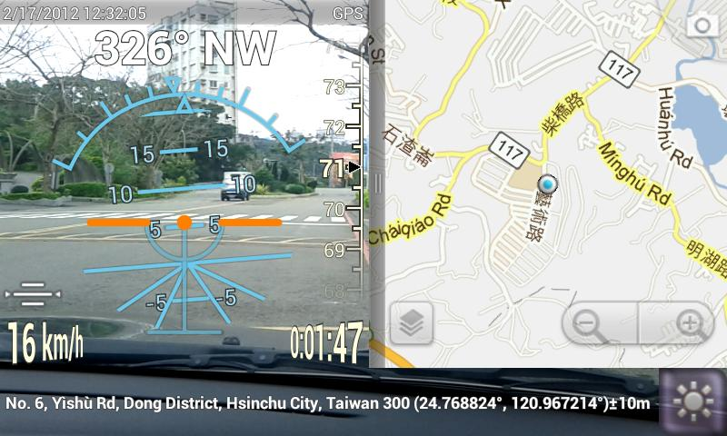 3D Compass+ (AR Compass) - screenshot