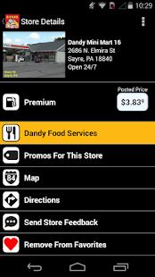 Dandy App - screenshot thumbnail