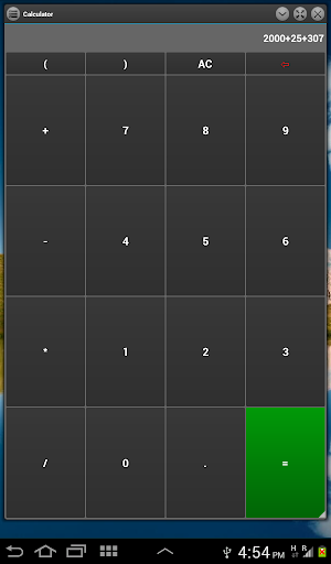 生產應用必備APP下載|Mini Floating Calculator Free 好玩app不花錢|綠色工廠好玩App