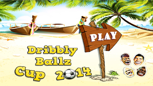 Dribbly Ballz Cup
