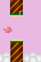 Screenshot of Pig on the wing