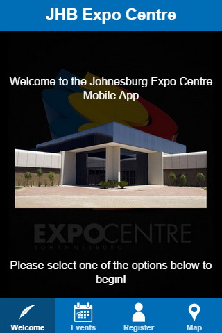 JHB Expo Centre
