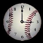 Cincinnati Reds Clock Widget