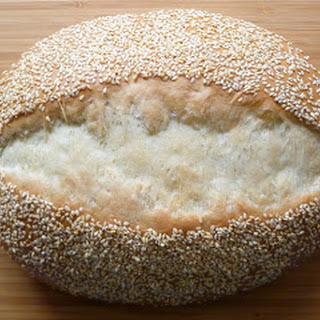 Sesame White Bread