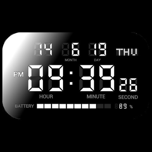 数字钟SHG2 工具 App LOGO-硬是要APP