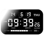 DIGITAL CLOCK SHG2