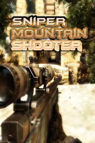 Sniper Mountain Shooter Free
