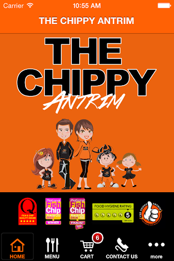 【免費商業App】The Chippy-APP點子
