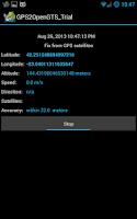 Screenshot of GPS2OpenGTS_Trial