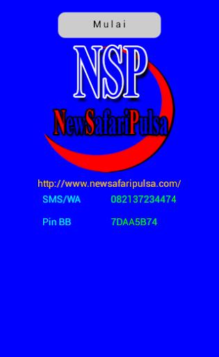 NSP - New Safari Pulsa
