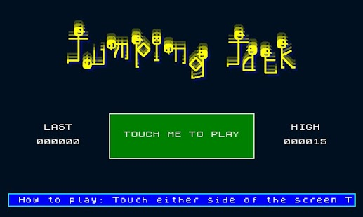 Jumping Jack- screenshot thumbnail