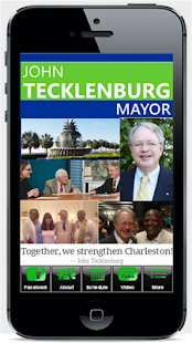 John Tecklenburg for Mayor- screenshot thumbnail