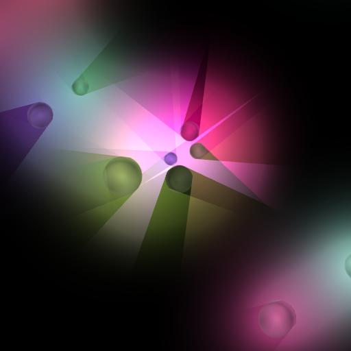 Luces en Movimiento
